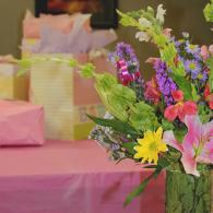 Baby Shower Flowers