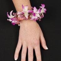 Unique Flower Bracelet